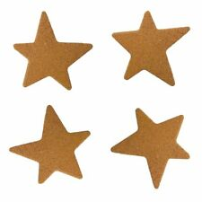 Embellish Your Story Rustic Star Magnets, Set of 4