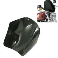 Motorcycle Windshield Screen WindScreen For Suzuki GSF Bandit 600 1200S Black