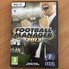 Football Manager 2013 Pc Y Mac Licencia de los medios de comunicación, pero no puede activar con vapor