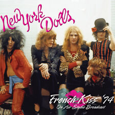 New York Dolls : French Kiss '74 CD (2016) ***NEW***