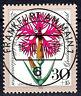818 Vollstempel gestempelt EST Ersttag mit Gummi BRD Bund Deutschland 1974