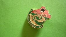 New listing Old Australian 1960s Bowls Bowling Club Metal Badge, Bellambi New South Wales