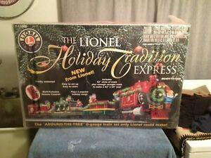 Lionel Holiday Express G Gauge SEALED