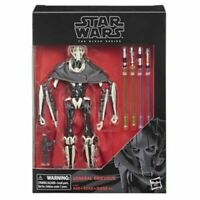 Star Wars The Black Series General Grievous 6-Inch Figure