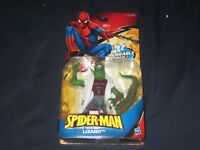 SPIDER-MAN CLASSICS POSE-ABLE TAIL LIZARD 2010 HASBRO 6 INCH ACTION FIGURE