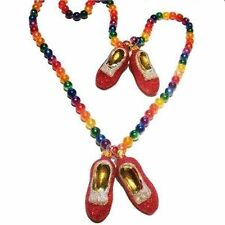 Gay Pride Christmas Pride Ruby Slipper Rainbow Garland