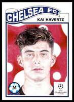 Kai Havertz 2020 Topps Living Set UEFA Champions League #229