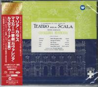 MARIA CALLAS-MASCAGNI: CAVALLERIA RUSTICANA-JAPAN SACD HYBRID G88
