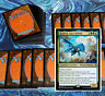 mtg BLUE GREEN SIMIC DECK Magic the Gathering rares 60 cards Standard 2020