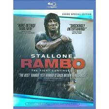 Rambo 0031398232995 With Sylvester Stallone Blu-ray Region a