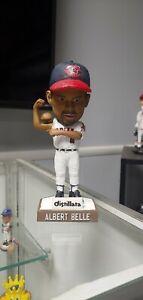Akron Rubberducks Albert Belle Bobblehead. Cleveland Indians. No Box.