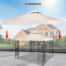 3x3m Pavillon Ersatzdach Pavillondach Dach Kaminabzug Dachabzug B Ware