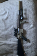 G&G M4 Airsoft Rifle w/extras