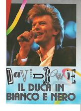 DAVID BOWIE Spanish magazine PHOTO/ Poster/clipping 11x8 inches