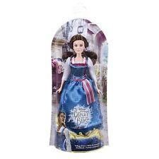 Disney Beauty And The Beast Village Dress Belle Doll