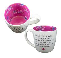 Good Friends Are Like Stars Inside Out Mug In Gift Box Special Mugs Gifts Her