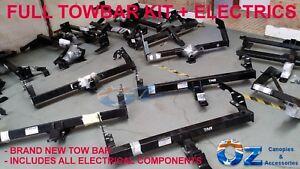 HEAVY DUTY Towbar Kit (1400kgs) Kia K2700 K2900 Truck (2002-2012) Tow bar