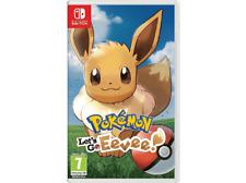 Nintendo Switch Pokémon: Let's go, Eevee