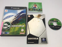 International Superstar Soccer 2 for Nintendo Gamecube Game Complete - Football