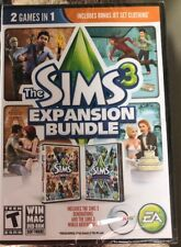 Sims 3 Expansion Bundle (🖥PC, 2013)🖥 Brand New, Factory Sealed!!