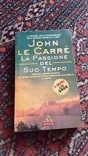 JOHN LE CARRE' - LA PASSIONE DEL SUO TEMPO - MONDADORI - 1996