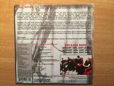 "NAHEMA -""SECOND PHIOSOPHY""-RARE PROMO ONLY CD 2007-SPANISH DEATH PROG METAL-NEW"