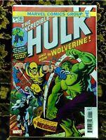 The Incredible Hulk 181 (2019)