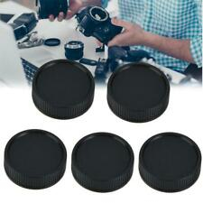 5pcs Rear Lens Cap Cover for Leica L39 M39 39mm Screw Mount Camera Lenses
