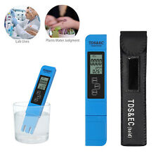 Digital Water Quality Tester Digital TDS EC Meter with 0-9990 Range for Filters