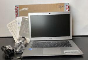 "Acer CB3-431-C31R 14"" Chromebook | Intel Celeron 2GB RAM 32 GB eMMC | Boxed"