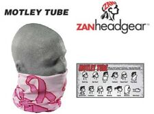 Zan HeadGear Motley Tube 2014 WOODLAND CAMO Mossy Oak 4 Wheeler Cold Facemask MX