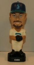 """2002 Ichiro Suzuki 3.25"""" Kellogg's Cereal Bobble Head #51 White Jersey Baseball"""
