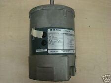 GE Motors D115 CAT 5BCD56CD247A D-C Motor, HP 1/4 NIB =