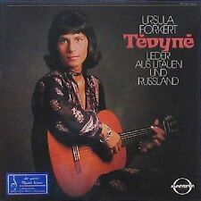 Ursula Forkert / Tevyne – Lieder aus Litauen und Russland - Vinyl LP