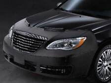 11-14 Chrysler 200 New Front End Cover Bra Black Chrysler Logo Mopar Factory Oem