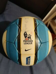 Nike total 90 aerow 2 Barclays premier league official match ball Newcastle unit