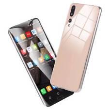 Smartphone 3G 4+64GB ANDROID 8.1 Octa core 6.1'' Telefono Cellulare Face ID Oro