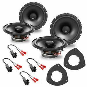 Factory OEM Speaker Upgrade Package for 2002-2009 Chevy Trailblazer   NVX