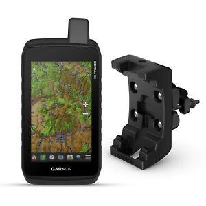 Garmin Montana 700 GPS w/ Bicycle Handlebar Mount Bundle 010-02133-00