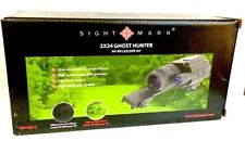 SIGHTMARK Ghost Hunter 2x24 Night Vision Riflescope Monocular Rifle Mount Kit