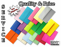 Astrobrights &More Colors Envelopes for Invitations Announcements Cards A2 A6 A7