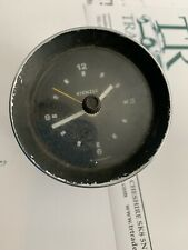 Triumph Stag Mk2 Kienzle Car Clock 12 Volt Used , Tested, Working