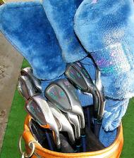 Lady Cobra Oversize Golf Set 3-PW+SW 3 5 7 Woods RH Petite Ladies Graphite
