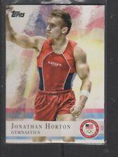 JONATHAN HORTON - 2012 OLYMPICS -  TOPPS #80