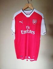 Puma Arsenal Fly Emirates mens t-shirt sz 2xl