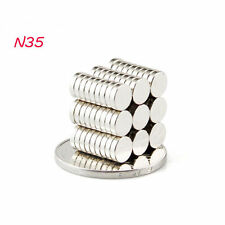 CHCT08 20pcs Extrem starke Neodym Runden Magnete 20x10x3mm Rare Earth N35 Magnet