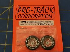 Pro Track 4410E Turbine CNC Foam Drag Fronts from Mid America