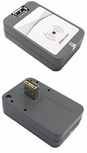 Xerox Elatec TWN4 USB Front Card Reader - Option PCOMPACT LF/HF/NFC RFID READER