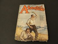 ADVENTURE PULP, Published by Ridgway Company, N. Y.-January 30th,1923 Magazine.