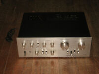 Pioneer SA-7500 Stereo Amplifier, Pro Serviced, Recapped, Upgraded, Refinished